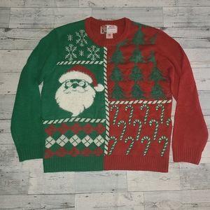 Christmas Ugly Sweater Sweatshirt 2XL